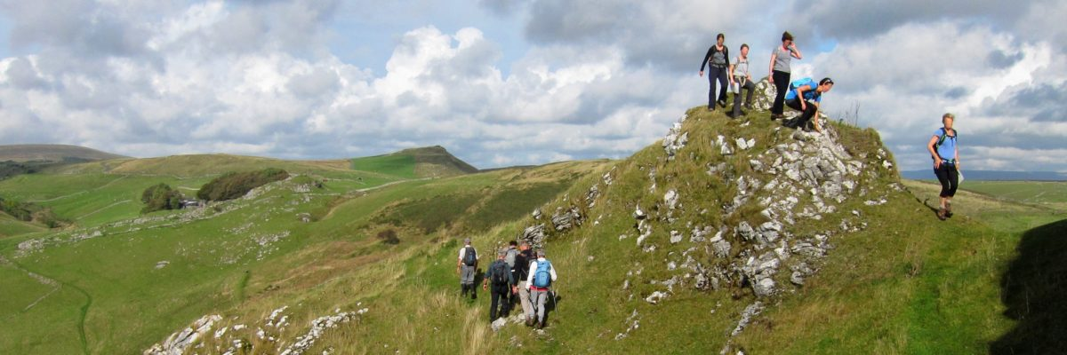 Descending Chrome Hill