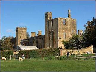Evesham Rambling Club Sudley Castle